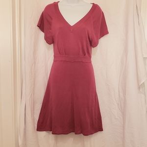 Banana Republic dress Aline dolman sleeve, XS